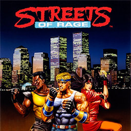 Streets Rage Fighter